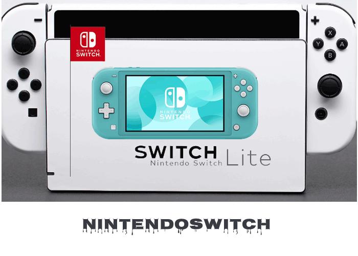 Nintendo Switc故障
