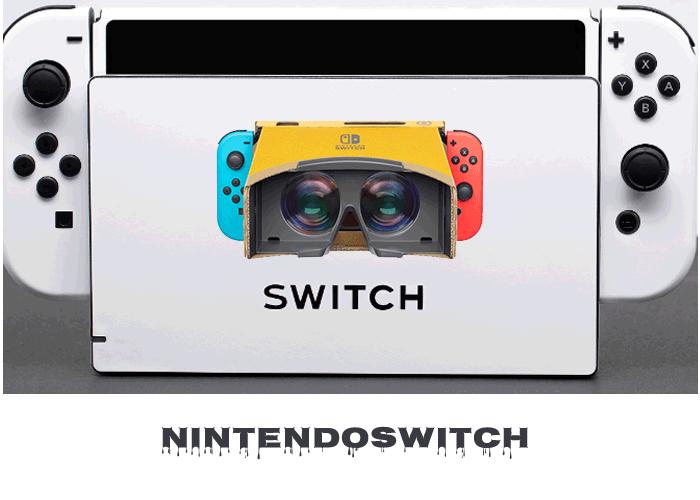 Nintendo Switc修理